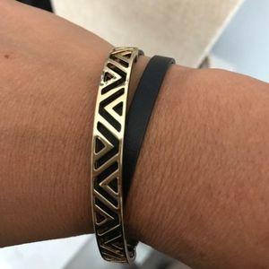 Stella & Dot Ally wrap bracelet